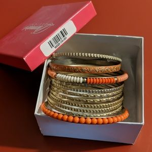 Premier Designs Crush Bangle Bracelet Set